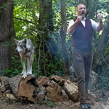 Storytelling with wolves